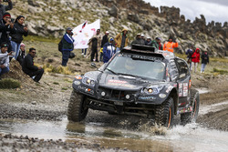 Том Коронель и Тим Коронель, Maxxis Dakar Team Powered by Eurol, Jefferies Dakar Rally (№347)