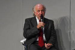 David Richards of the MSA speaks to Henry Hope-Frost on the Autosport Stage