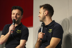 Darren Turner and Jonathan Adam talk to Henry Hope-Frost on the Autosport Stage
