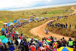Франко Кайми, Yamalube Yamaha Official Rally Team, Yamaha WR450F Rally (№7)