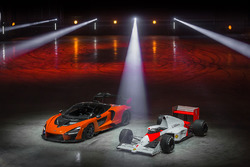 Einweihung: McLaren Composites Technology Centre