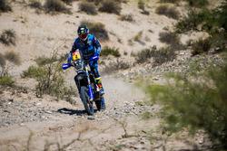 Адриен ван Беверен, Yamalube Yamaha Official Rally Team, Yamaha WR450F (№4)