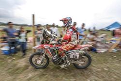 #68 Monster Energy Honda Team Honda: Хосе Ігнасіо Корнехо Флорімо