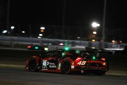 #48 Paul Miller Racing Lamborghini Huracan GT3: Madison Snow, Bryan Sellers, Andrea Caldarelli, Bryce Miller