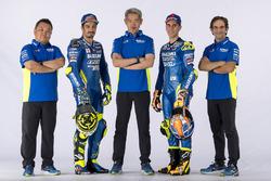 Présentation de l'équipe Suzuki