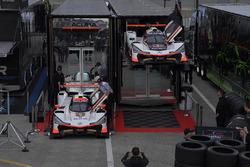 #6 Acura Team Penske Acura DPi, P: Dane Cameron, Juan Pablo Montoya, Simon Pagenaud, #7 Acura Team Penske Acura DPi, P: Helio Castroneves, Ricky Taylor, Graham Rahal