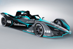 Formula E 2018/2019 car presentation