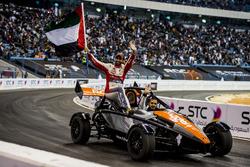 Khaled Al Qubaisi, Khaled Al-Qassimi delTeam UAE