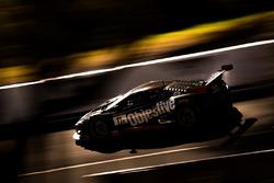 Тони Уоллс, Уоррен Лафф, Тимоти Слейд, Джексон Эванс, Objective Racing, Mclaren 650S (№11)