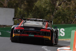 #69 Audi Sport Customer Racing Audi R8 LMS: James Koundoris, Theo Koundouris, Ash Walsh, Duvashen Padayachee