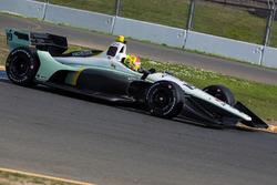 П'єтро Фіттіпальді, Dale Coyne Racing Honda