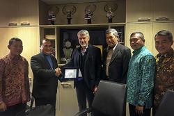 Delegasi Indonesia ke Youthstream