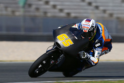Moto3-Test in Valencia, Februar