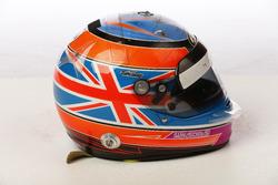 Helm von Stefan Wilson, Andretti Autosport Honda