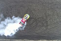 Tickford Racing renk düzeni tanıtımı