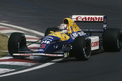 Найджел Менселл, Williams FW14B