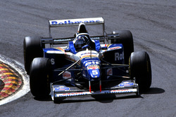 Деймон Хілл, Williams FW18