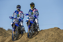 Romain Febvre e Jeremy Van Horebeek, Yamaha Factory Racing