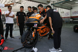 Lancement du SIC Racing Team