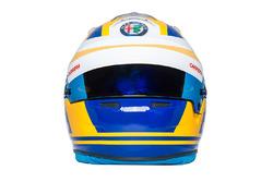 Helm van Marcus Ericsson, Sauber