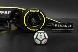 Presentazione Renault RS18