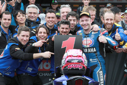 Il vincitore della gara Lucas Mahias, GRT Yamaha Official WorldSSP Team