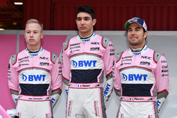 Peluncuran Force India F1 VJM11