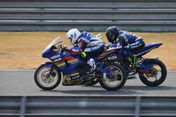 AP250: Rafid Topan Sucipto, Yamaha Yamalube KYT TJM WR Super Battery dan Richard Taroreh, Yamaha Racing Indonesia