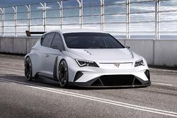Teaser: Seat Cupra e-Racer