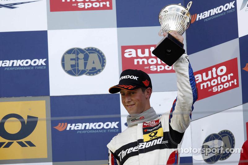 3e plaats Alexander Sims