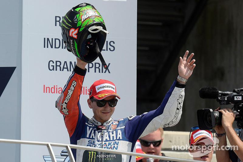 2013 рік, Гран Прі Індіанаполісу