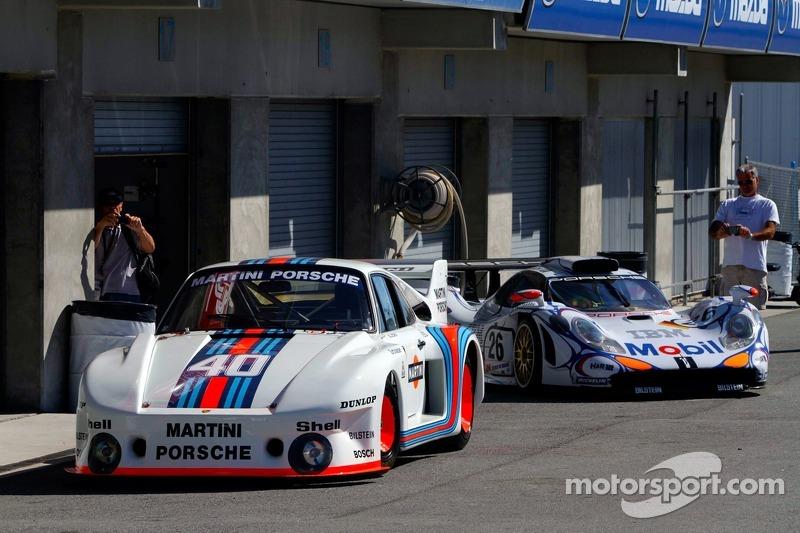 Baby Porsche & GT1