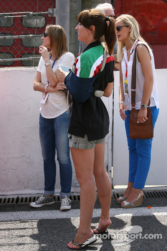 AF Corse groupies