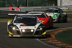 #6 Phoenix Racing Audi R8 LMS Ultra: Harold Primat, Oliver Jarvis, Christopher Haase