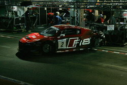 #2 Belgian Audi Club Team WRT Audi R8 LMS Ultra: André Lotterer, Christopher Mies, Frank Stippler