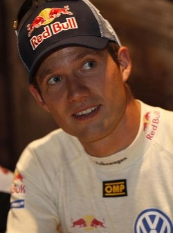 Sebastien Ogier, Volkswagen Polo WRC #8, Volkswagen Motorsport