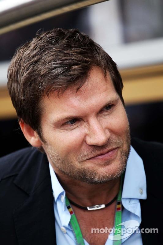 Steve Robertson, empresário de pilotos de Kimi Raikkonen, Lotus F1 Team