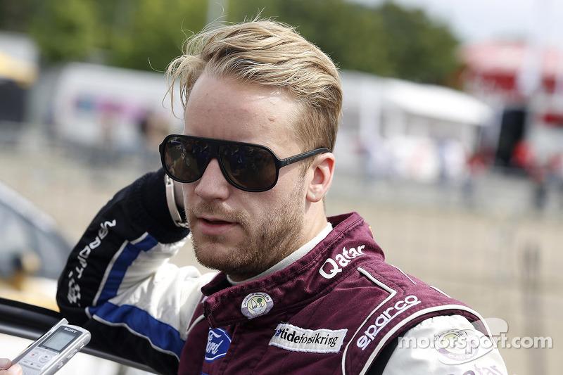 马特·奥斯伯格,福特Fiesta RS WRC,Qatar M-Sport车队