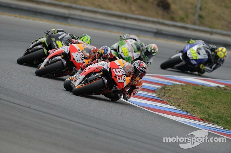 31. GP de la República Checa 2013 - Brno