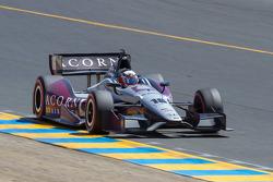 James Jakes Rahal, Letterman Lanigan Racing
