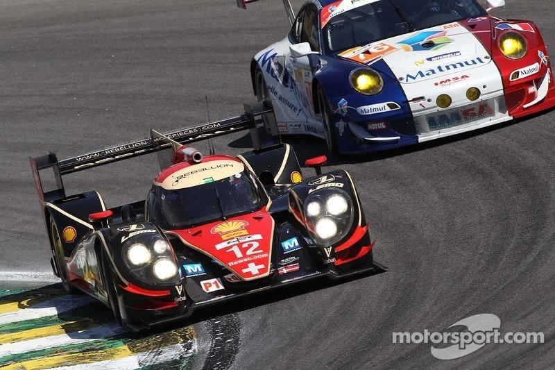 Nicolas Prost, Mathias Beche, Nick Heidfeld, Rebellion Racing, Lola B12/60 Coupe, Toyota