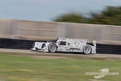PNovo LMP1 da Porsche