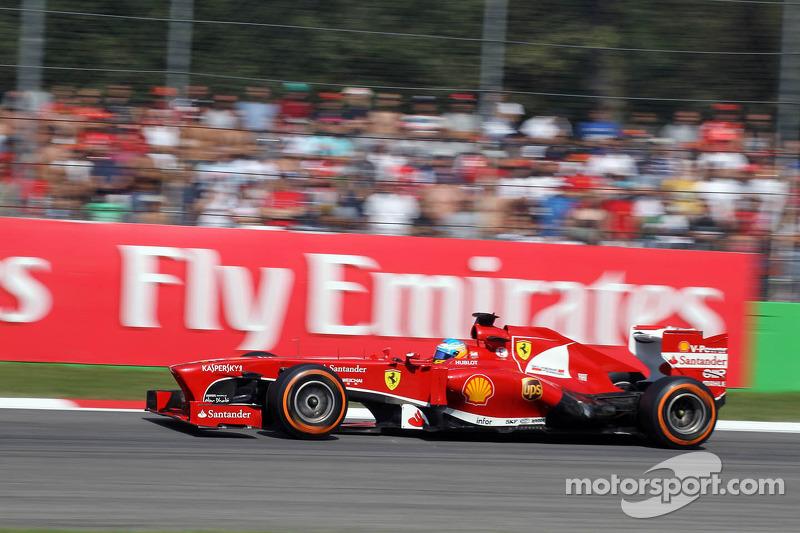 2013 : Fernando Alonso, Ferrari F138