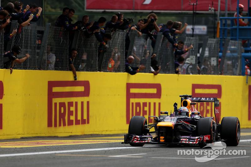 2013 - Sebastian Vettel (Red Bull)