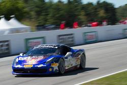 #27 Ferrari of Houston Ferrari 458: Mark McKenzie