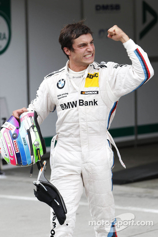 Polesitter Bruno Spengler, BMW Team Schnitzer BMW M3 DTM