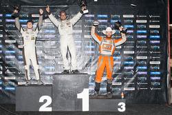 Winner Michael Essa, second place Matt Field, third place Chris Forsberg