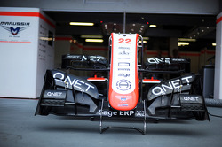 Marussia F1 Team MR02 nosecone
