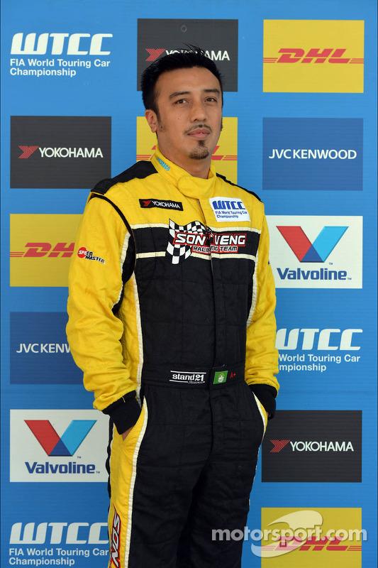 Jeronimo Badaraco, Chevrolet Cruze LT, Son Veng Racing Team