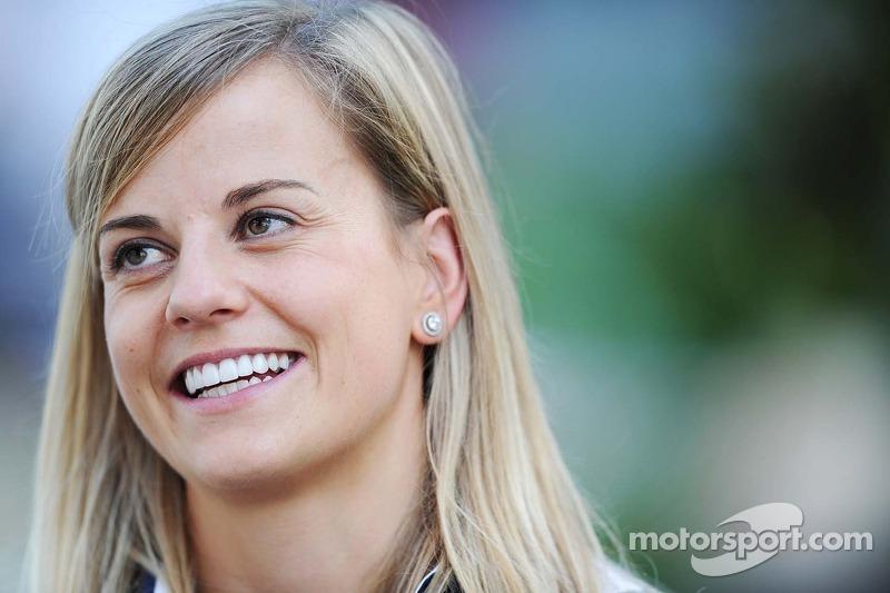 Susie Wolff (DTM, Formel 1)